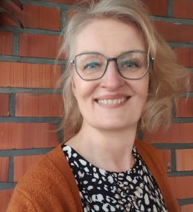 ISOn suunnittelija Kristiina Auvinen